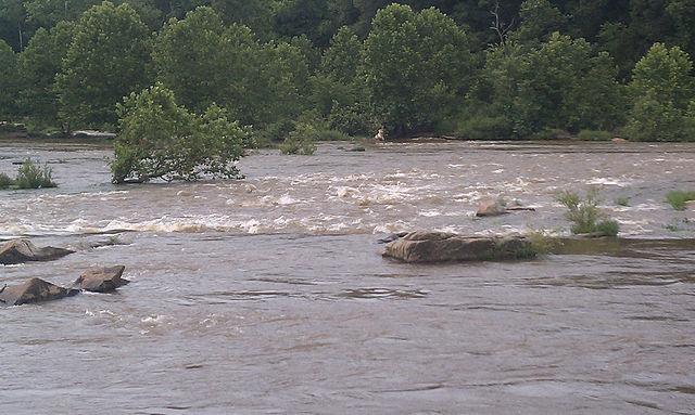 Rappahannock River Rapids