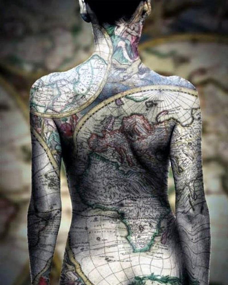 body art atlas girl