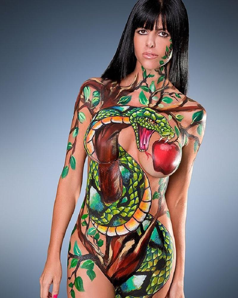 body art eve