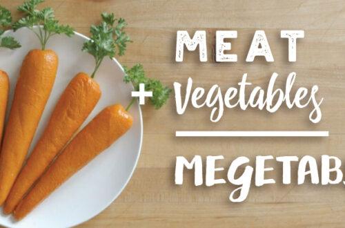 meat based vegetables