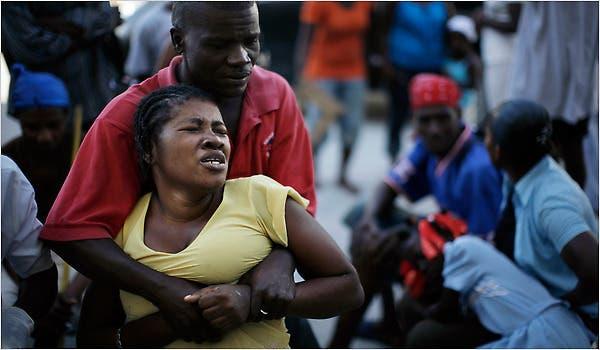 haiti efforts
